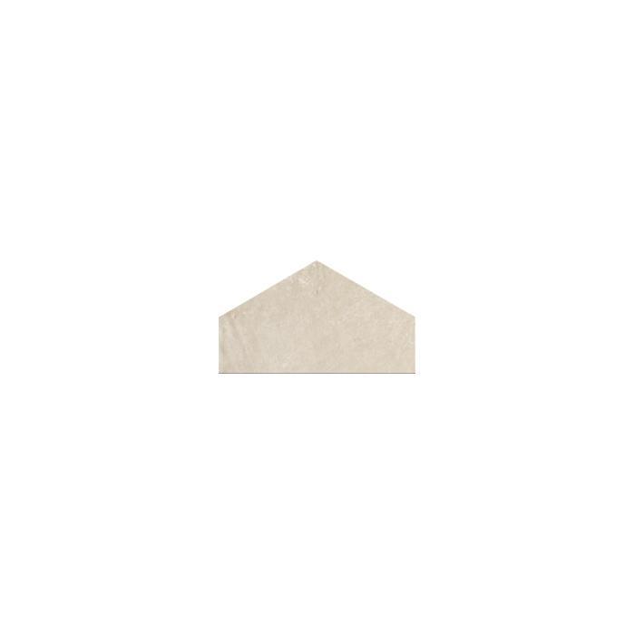 Текстура плитки Cotto Crema Polowa 14.8x26