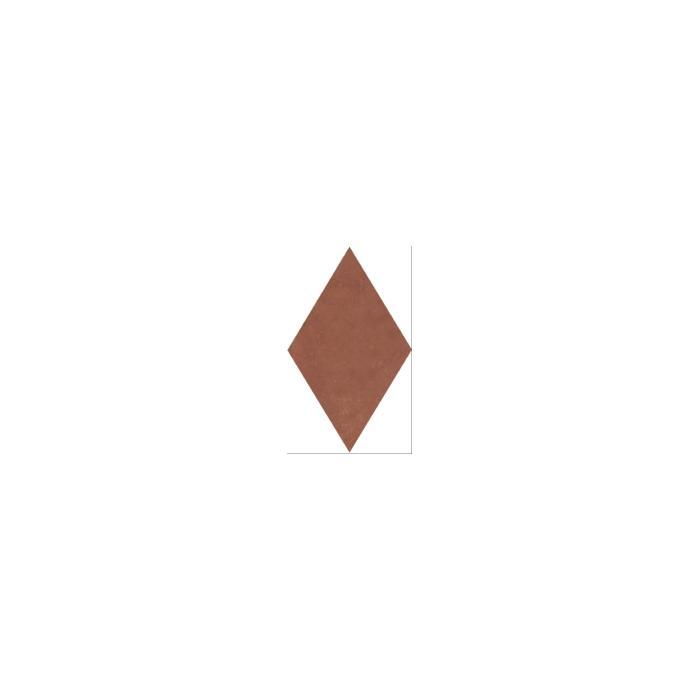 Текстура плитки Cotto Naturale Romb 14.6x25.2