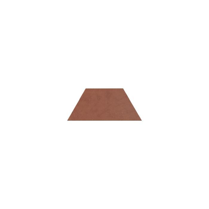 Текстура плитки Cotto Naturale Trapez 12.6x29.6