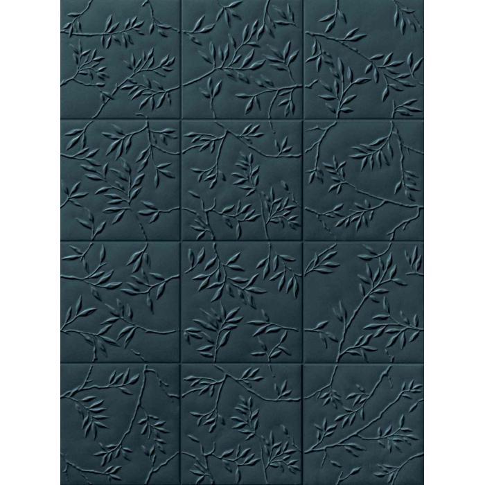 Текстура плитки 4D Nature Deep Blue 20x20