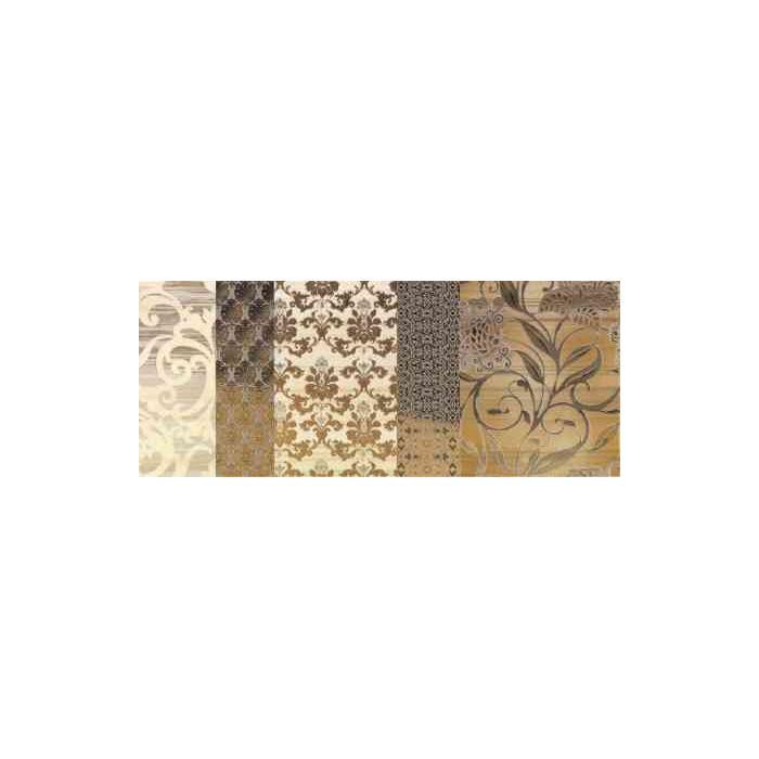 Текстура плитки Shine Oro Batic Dec.A 24x59
