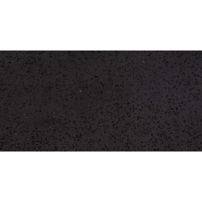 Текстура плитки Marvel Gems Terrazzo Black Lap 45x90
