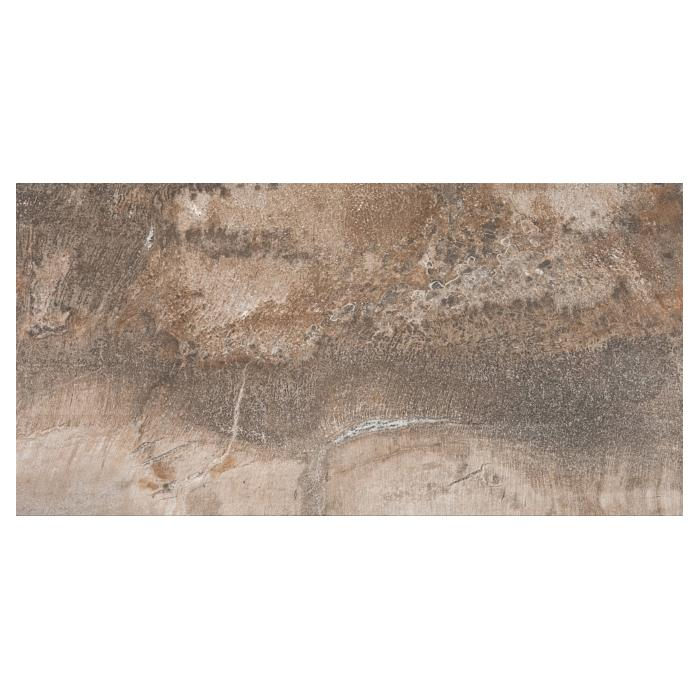 Текстура плитки Fossil Brown Lap Rett 40x80
