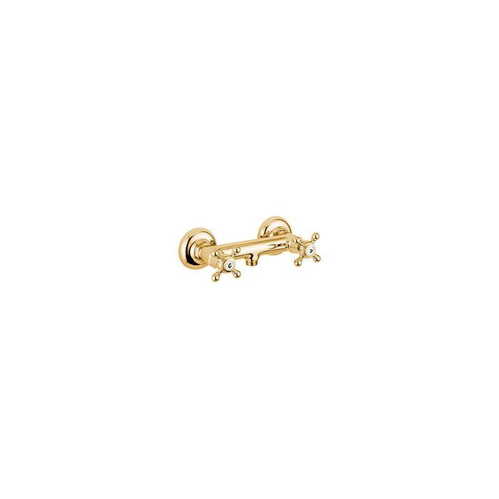 Фото сантехники Arcadia Смеситель для душа внешний, цвет золото (BN.ARC-8346.DO)