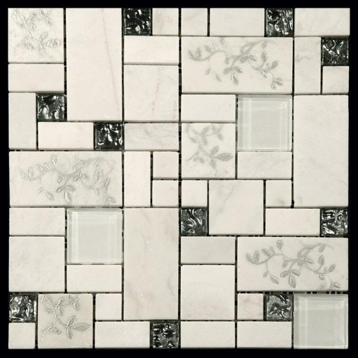 Изображение Antiko Мозаика из натурального камня PFM-4 (PFM-HSW-4)