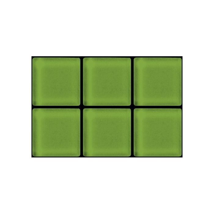 Изображение Color Palette Мозаика стеклянная глянцевая A-044 2,58х2,58