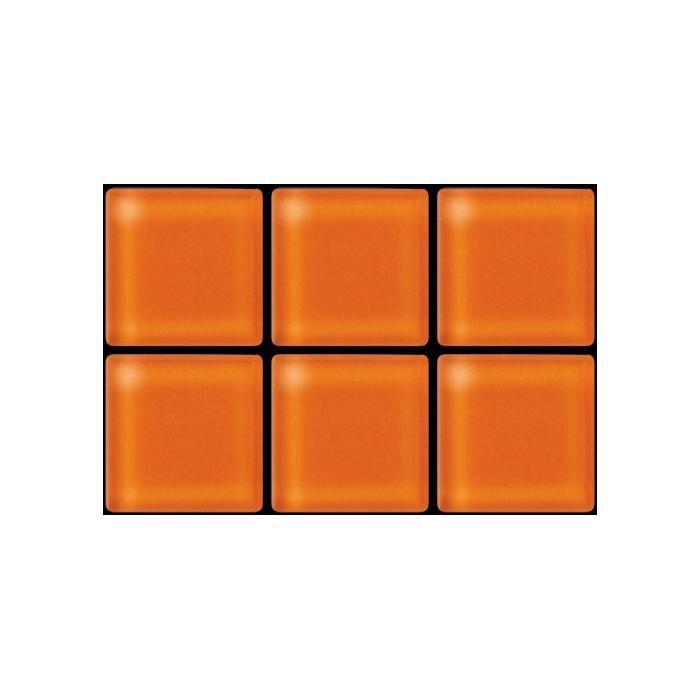 Изображение Color Palette Мозаика стеклянная глянцевая A-062 (B-062) 2,58х2,58
