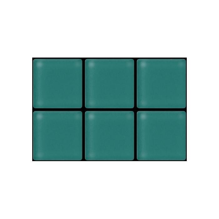 Изображение Color Palette Мозаика стеклянная глянцевая A-103 2,58х2,58