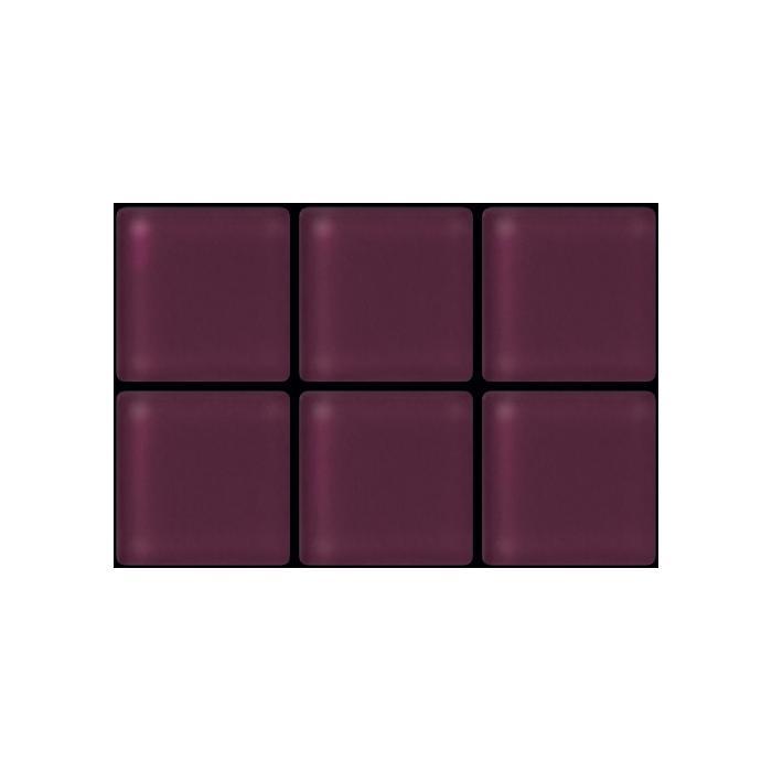 Изображение Color Palette Мозаика стеклянная глянцевая A-132 2,58х2,58 - 2