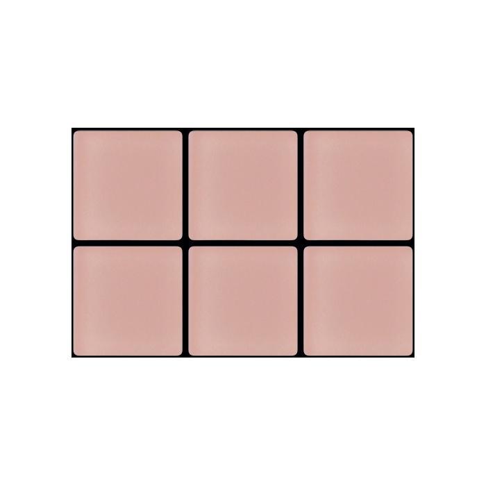 Изображение Color Palette Мозаика стеклянная матовая A-075M 2,58х2,58