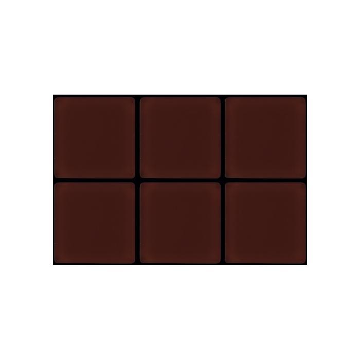 Изображение Color Palette Мозаика стеклянная матовая A-081M (B-081M) 2,58х2,58
