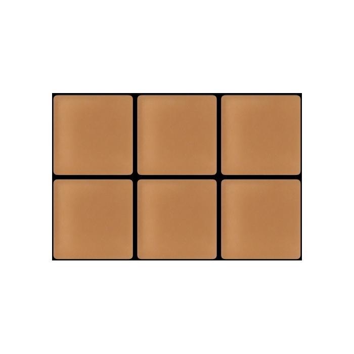 Изображение Color Palette Мозаика стеклянная матовая A-162M 2,58х2,58