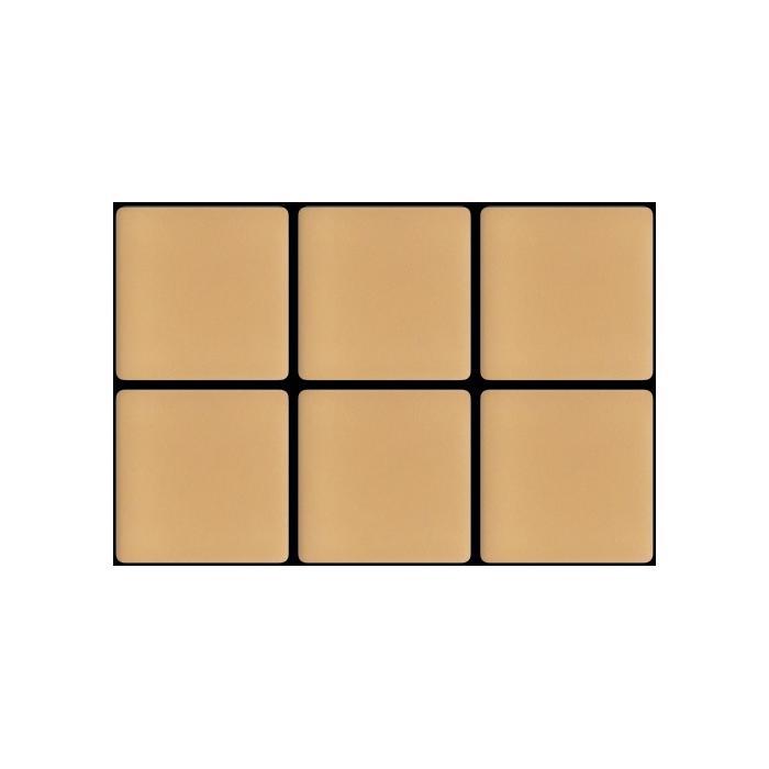 Изображение Color Palette Мозаика стеклянная матовая A-163M 2,58х2,58
