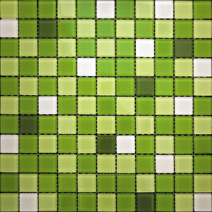 Изображение Color Palette Мозаика стеклянная глянцевая CPM-09 2,58х2,58