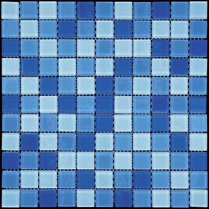 Изображение Color Palette Мозаика стеклянная глянцевая CPM-13 2,58х2,58