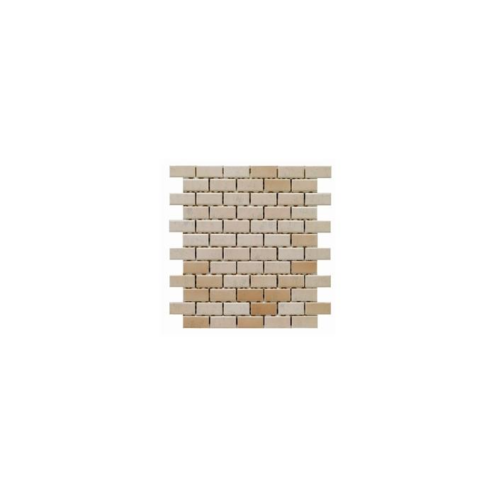 Изображение Naturline Beige Brick Effect (PN) 2.5x5