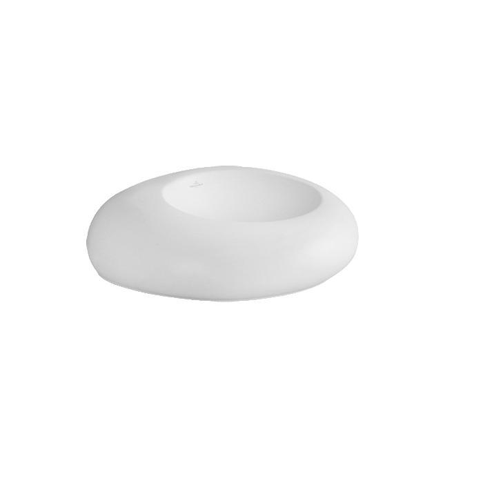 Фото сантехники Pure Stone Раковина 535х540, цвет белый