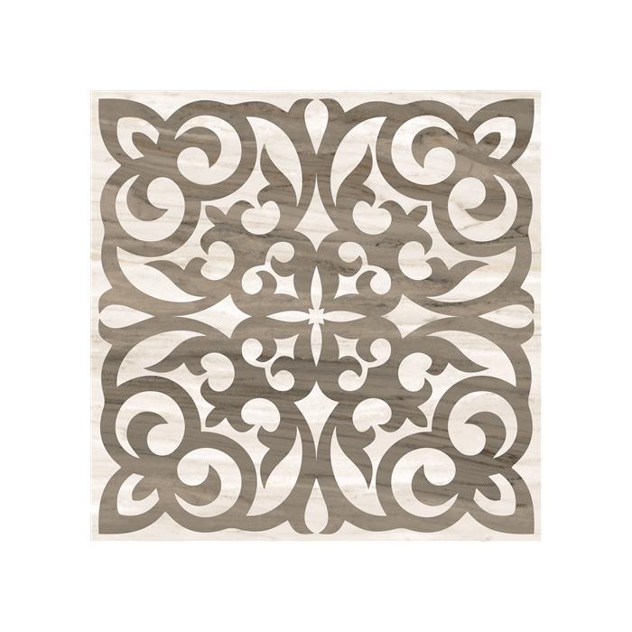 Текстура плитки Palissandro Коричневый Декор Лаппато 60x60