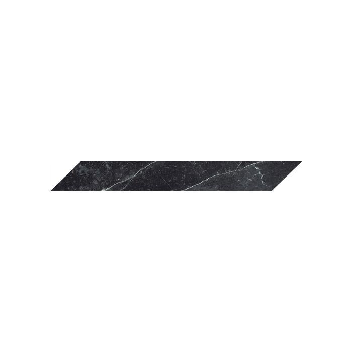 Текстура плитки Barro Nero Listwa Lewa Mat. 7.2x59.8