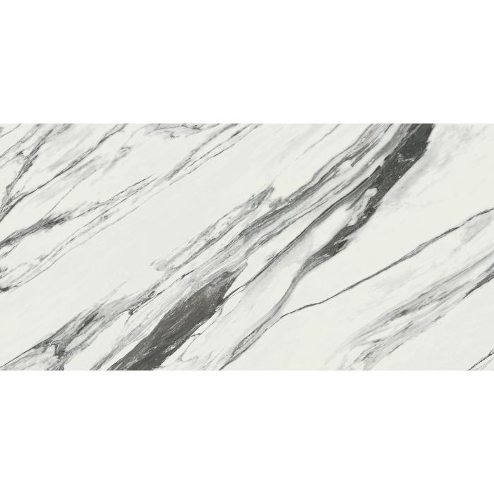 Текстура плитки Шарм Делюкс Статуарио Фант. 80x160 люкс - 3