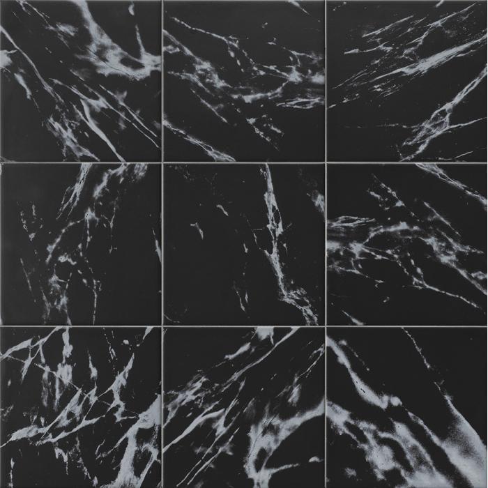 Текстура плитки Atrium Black 20x20