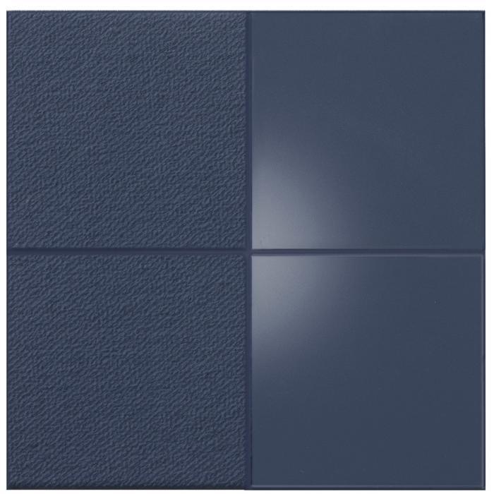 Текстура плитки Iso Blue Squares 30x30