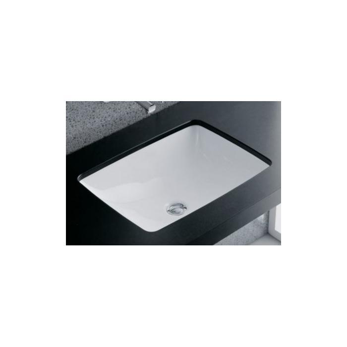 Фото сантехники Pro Раковина встраиваемая 52,5х40 см, цвет белый - 2
