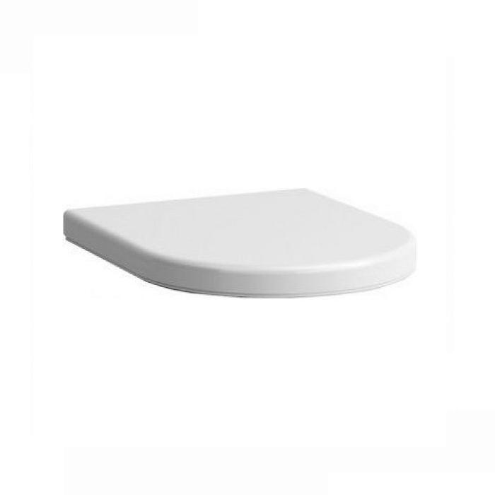 Фото сантехники Pro Сиденье для унитаза без микролифта, цвет белый