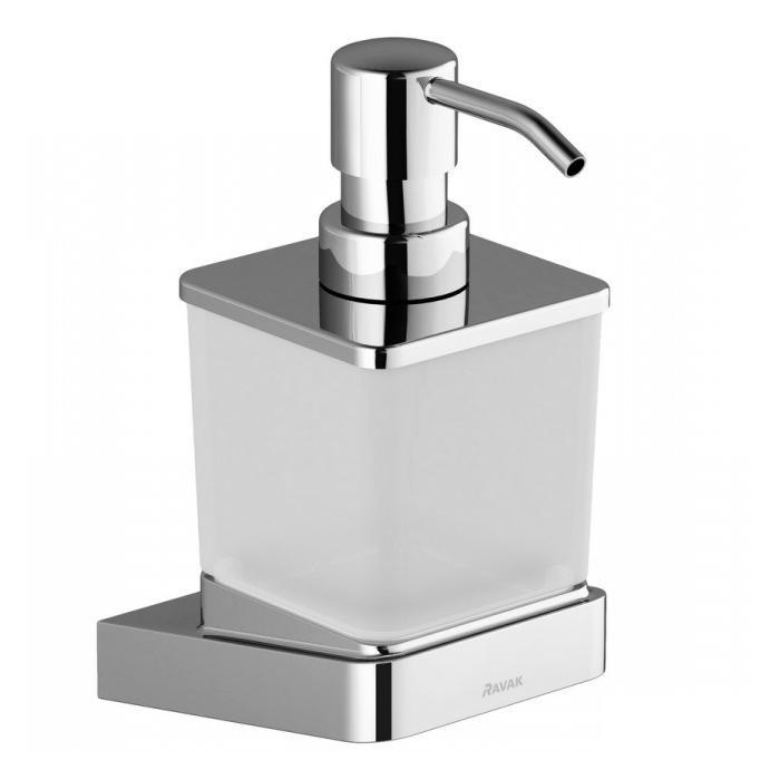 Фото сантехники Ravak 10 градусов, дозатор для мыла