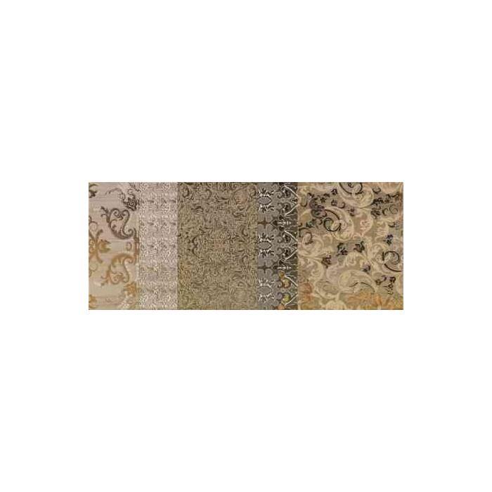 Текстура плитки Shine Oro Batic Dec.B 24x59