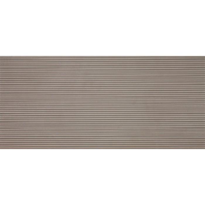 Текстура плитки Dwell 3D Line Greige 50x110