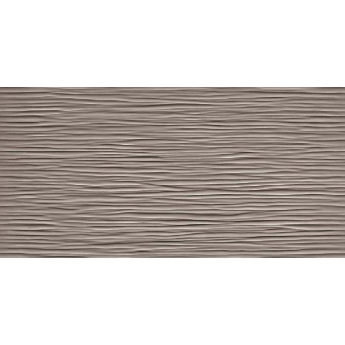 Текстура плитки Dwell 3D Wave Greige 40x80