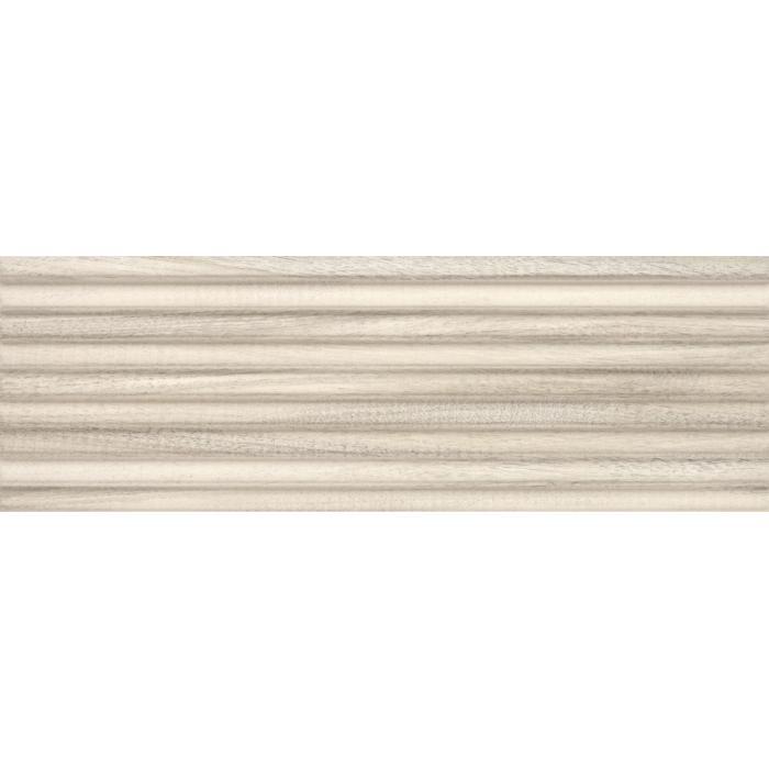 Текстура плитки Daikiri Beige Pasy Struktura 25x75