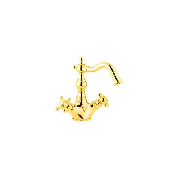 Фото сантехники Arcadia Смеситель для биде, цвет золото