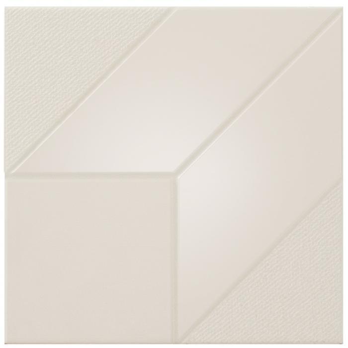 Текстура плитки Iso Crem Cube 30x30