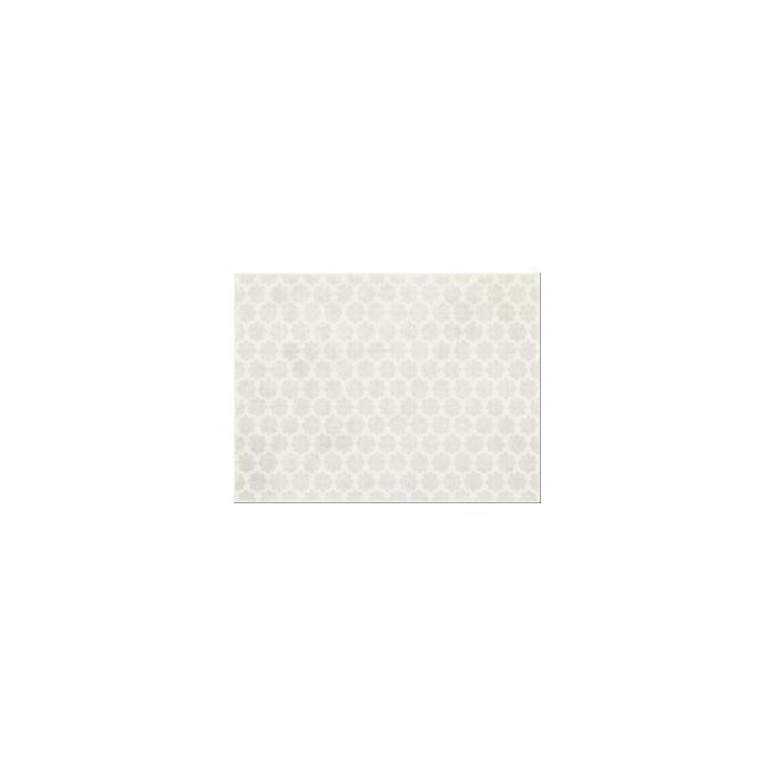 Текстура плитки Stacatto Bianco Inserto Koronka 25x33.3