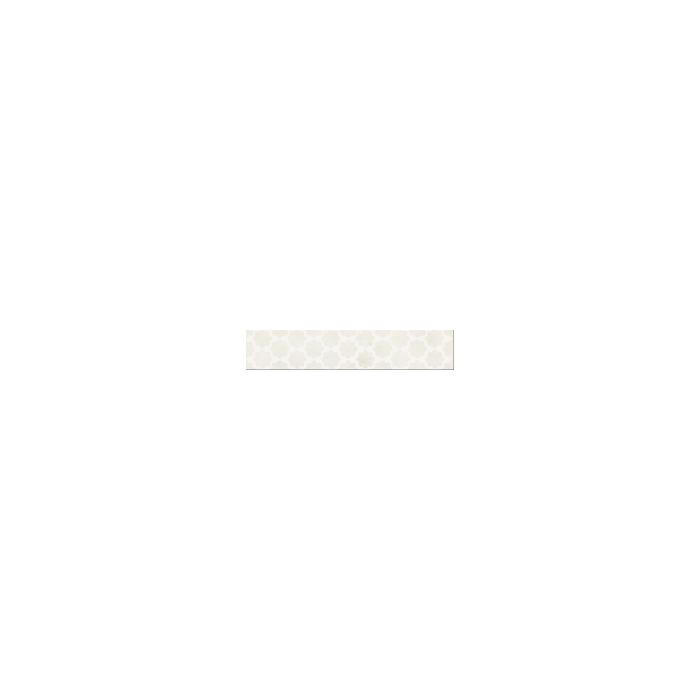 Текстура плитки Stacatto Bianco Listwa 4.8x25