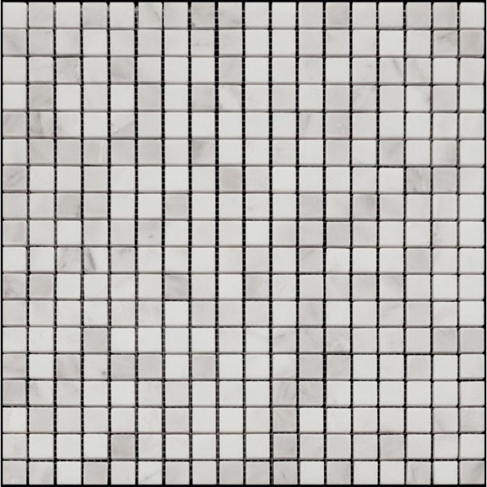 Изображение Adriatica Мозаика Mраморная Полированная M008-15P (MW08-FP) 1.5х1.5