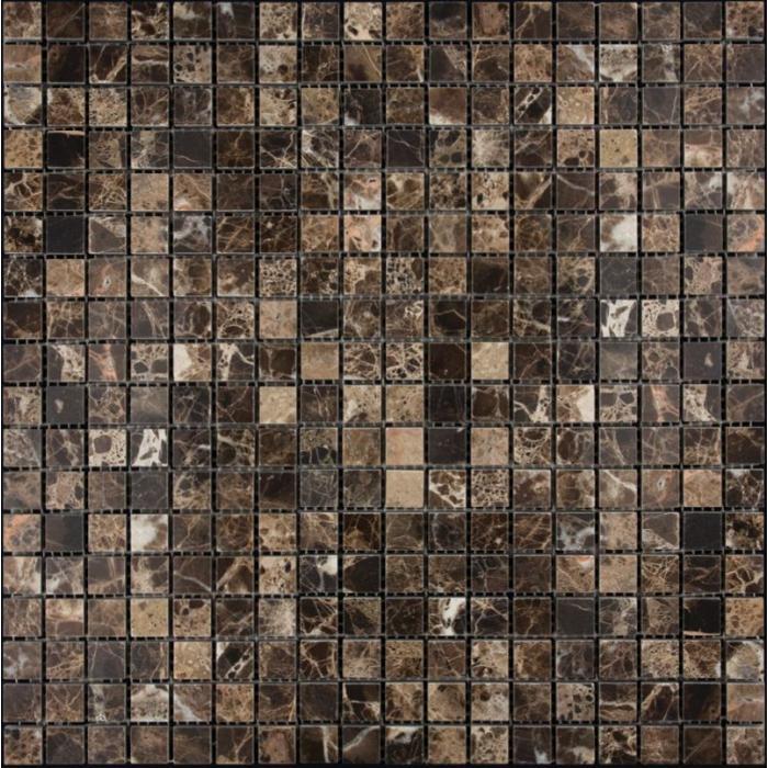 Изображение Adriatica Мозаика Mраморная Полированная M022-15P (M022-FP) 1.5х1.5