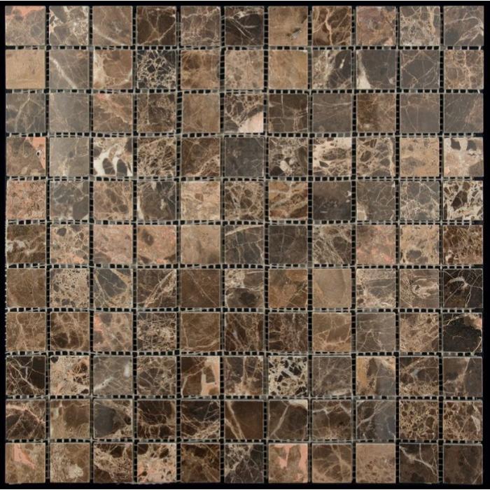 Изображение Adriatica Мозаика Mраморная Полированная M022-25P 2х2