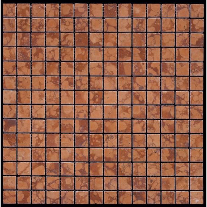 Изображение Adriatica Мозаика из мрамора поверхность полированная M023-20P 2х2