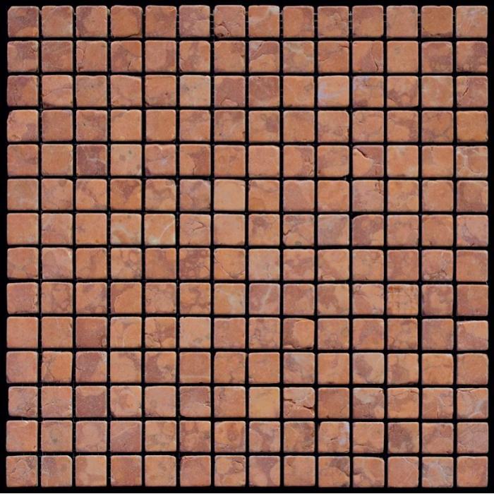 Изображение Adriatica Мозаика из мрамора поверхность состаренная M023-20T 2х2