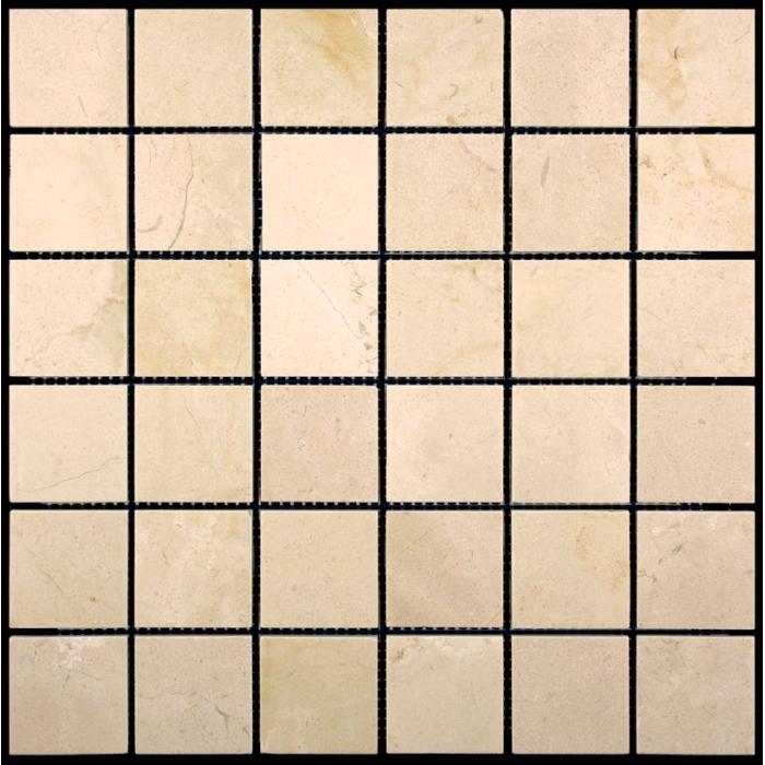 Изображение Adriatica Мозаика Mраморная Полированная M025-48P 4,8х4,8