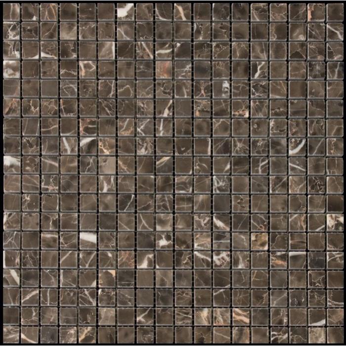 Изображение Adriatica Мозаика Mраморная Полированная M056-15P (M056-FP) 1.5х1.5