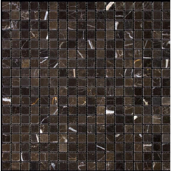Изображение Adriatica Мозаика из мрамора  полированная M076-FP 1,5х1,5