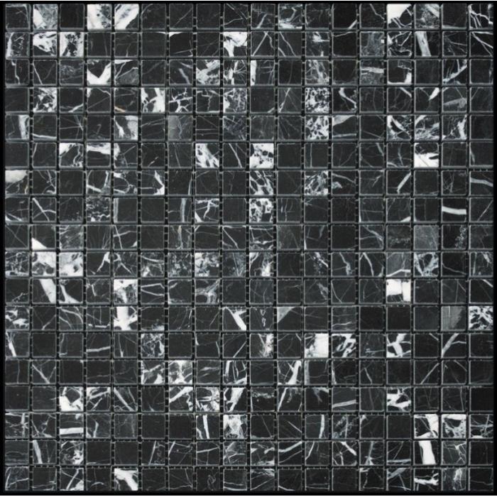 Изображение Adriatica Мозаика Mраморная Полированная M081-15P (M08C-FP) 1.5х1.5
