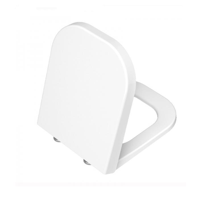 Фото сантехники Retro Сиденье для унитаза с микролифтом, цвет белый