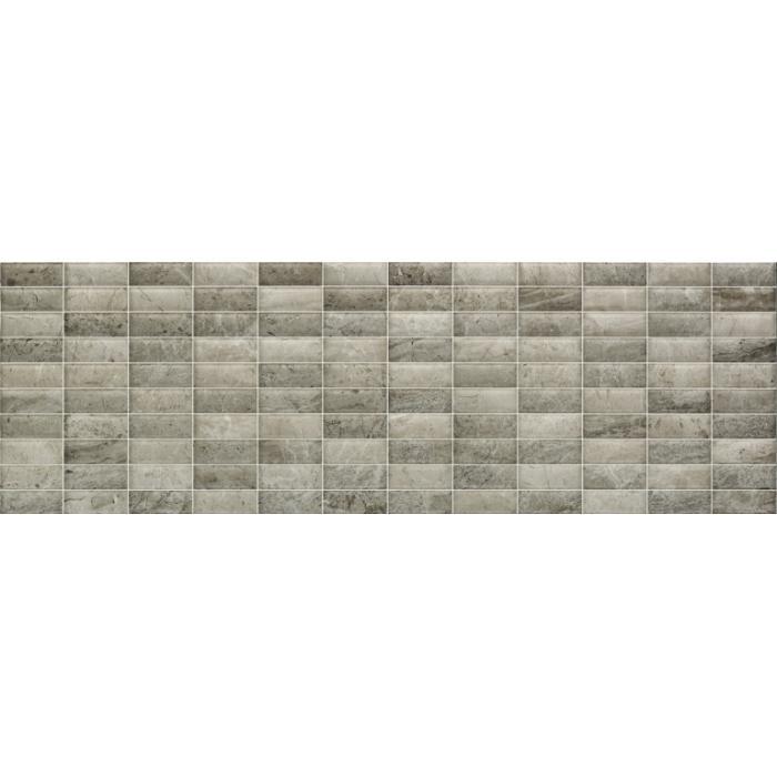 Текстура плитки Marmi Imperiali Mosaico Grey 30x90