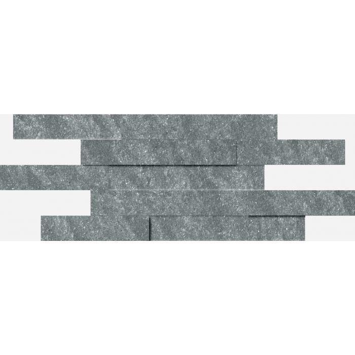 Текстура плитки Дженезис Сильвер Брик 3Д Нат. 28x78 (0,164м2)