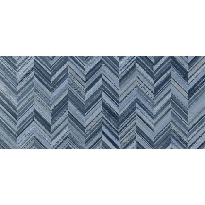 Текстура плитки Mek Blue Wallpaper 50x110